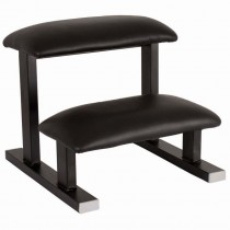 Lotus Couch Steps Black Frame + Upholstery
