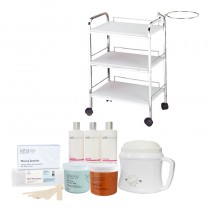 Lotus Wax Kit & Trolley Offer