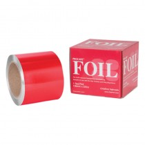Procare Coloured Foil Red 100mm x 225m