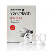Marvelash Glue Rings x 10