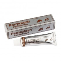 Permalash Eyelash Dye Light Brown 15ml