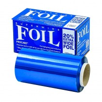 Procare Extra Wide Blue Foil 120mm x 100m