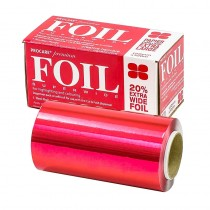 Procare Extra Wide Red Foil 120mm x 100m