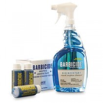 Barbicide Bullets Hard Surface Cleaner and Disinfectant 6 x 60ml