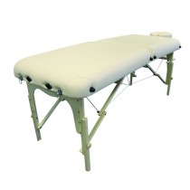 Affinity Deluxe Massage Couch - Biscuit