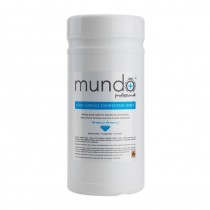 Mundo Multi Surface Disinfectant Wipes Pack of 200