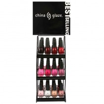 China Glaze Nail Polish 36 Pc Empty Rack