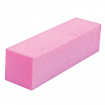 Lotus Essentials Pink Glitter Sanding Block x 1