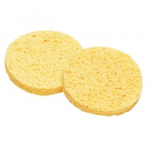 Lotus Yellow Cellulose Sponge Small x 2