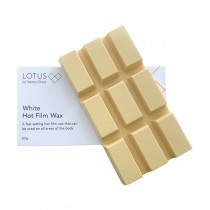 Lotus Hot Film Wax White 500g