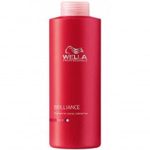 Brilliance Shampoo for Coarse Hair 1000ml Wella Professionals