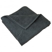 Luxury Egyptian Black Face Towel 30 x 30cm