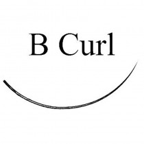 Lash FX B Curl Extra Thick 10mm
