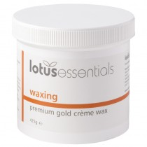 Lotus Premium Creme Gold Wax 425g