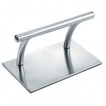 Lotus Stainless Steel Footrest