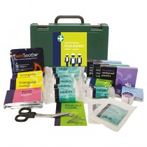 BSI Standard First-Aid Kit Complete Small (Standard Box)
