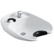 Lotus Standard White Porcelain Basin