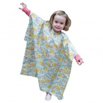 Lotus Zoo Pattern Children's Gown