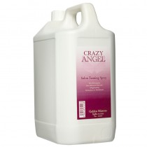 CRAZY ANGEL Tan Solution Golden Mistress 6% DHA 4 Litre
