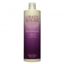 CRAZY ANGEL Tan Solution Golden Mistress 6% DHA 1 Litre