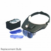 Replacement Bulb For Standard Magnifier Headband 80599