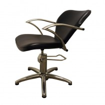 REM Miranda Backwash Chair Black