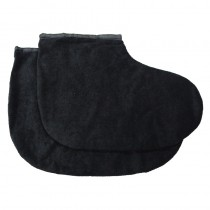 Deo 100% Cotton Pedicure Booties 1 Pair