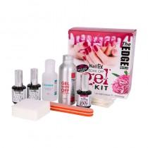 NailFX Soak Off Gel Polish Trial Kit