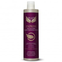 CRAZY ANGEL Express Fast Acting Tan Solution 200ml