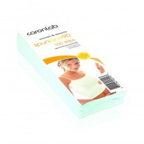 Caronlab Smooth & Remove Spun Lace 90 (Strips) 80x225mm 100pk