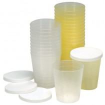 Disposable Graduated Measures 30ml 80 Cups
