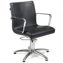 REM Ariel Hydraulic Chair Black