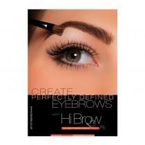 Hi Brow Retail Compact Leaflets