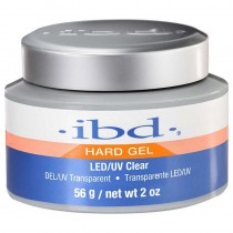 IBD LED/UV Clear Gel 2oz / 56g