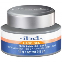 IBD LED/UV Builder Gel Pink V 0.5oz / 14g