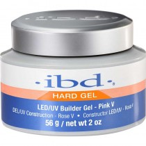 IBD LED/UV Builder Gel Pink V 2oz / 56g