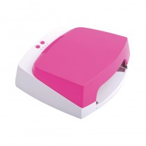The Edge 36w UV Lamp Pink & White