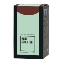 Hair Sculptor Hair Building Fibres Medium Brown 25g