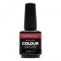 Artistic Colour Gloss Gel Polish Cheeky 15ml