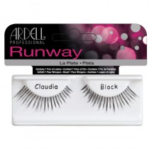 Ardell Runway Strip Lashes Claudia Black