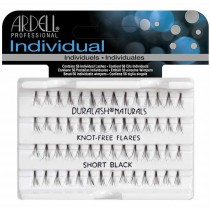 Ardell Naturals Individual knot Free Flare Lashes Short Black
