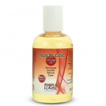 Purple Flame Muscle Ease Therapeutic Massage Oil 100ml