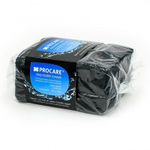 Procare Premium Disposable Black Towels Pack of 50 40cm x 80cm
