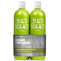 TIGI Bed Head Re-Energize Shampoo & Conditioner Tween Duo Pack 750ml