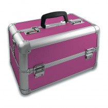 Deo Pink Beauty Case Small