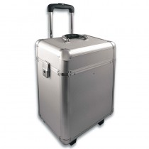 Deo Silver Beauty Case Large