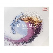 Wella MAGMA by Blondor Shade Guide