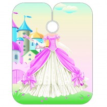 Sibel Childrens Princess Cape
