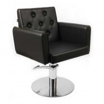 Lotus Eton Black Styling Chair