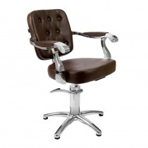 Lotus Minster Brown Styling Chair